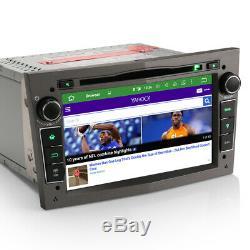 7 Android Auto 10.0 Sat Nav GPS Carplay DAB Radio Pour Opel Astra H Mk5 Vxr