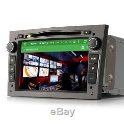 7 Android Auto 10.0 Sat Nav GPS Carplay DAB Radio Pour Opel Corsa Astra Vxr