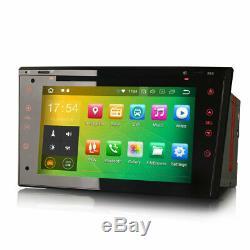 7 Noir Android 9.0 Sat Nav GPS DAB Radio pour Opel Astra Mk5 Corsa C D Vxr