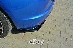 Arrière Approche Volets Opel Astra J OPC / Vxr Aspect Carbone