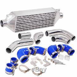 Avant Montage Alliage D'aluminium Intercooler Kit Pour Vauxhall Mk5 Astra H Vxr