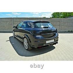 Diffuseur Arrière Opel Astra H (for Opc / Vxr)