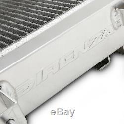 Direnza 40mm Alliage De Radiateur Pour Opel Astra H 1.3 Cdti 2.0 16v Turbo Vxr
