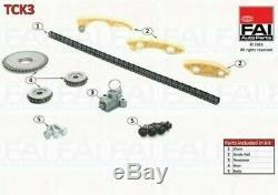 Fai Kit Chaîne Distribution pour Opel Astra GTC Mk VI 2.0 Vxr 2012- On