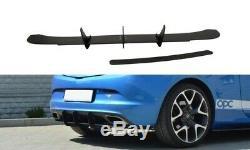 Jupe / Tablier Arrière Opel Astra J OPC / Vxr