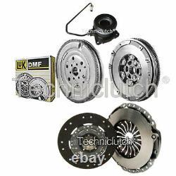Kit D'em Brayage Et Luk Dmf Avec Csc Pour Opel Astra H Twintop Convertible 2.0