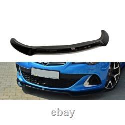 Lame Du Pare-Chocs Avant Opel Astra J Opc / Vxr V. 2 Molet