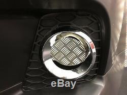 Opel Astra H MK5 Vxr Camionnette OPC avant Pare-Choc Neuf Plastique ABS