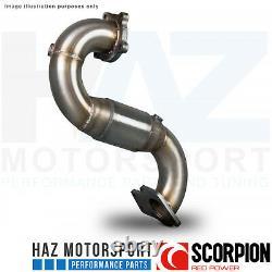 Opel Astra J Vxr 12-17 Scorpion 3 Descente Avec Haut Débit SPORTS Chat