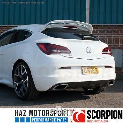 Opel Astra J Vxr 12-17 Scorpion 3 Non-Res Catback Échappement Poli pour Orig