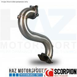 Opel Astra J Vxr 12-17 Scorpion 3 de-Cat Et Descente