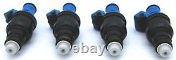 Opel Ford VW Vxr Rs VR6 Turbo Cosworth Gti 400cc Carburant Injecteur 0280150985