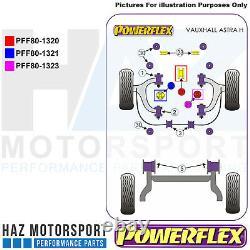 Poly Powerflex Moteur Vitesse Support Insert Kit Opel Astra Mk5 H Inclus Vxr 04