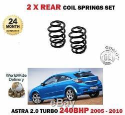 Pour Opel Astra 2.0 Turbo Vxr 240BHP 2005-2010 2 X Arrière Ressort Jeu de