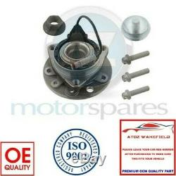 Pour Vauxhall Astra H Vxr MK5 Zafira B Moyeu de Roue avant & Roulement Kit
