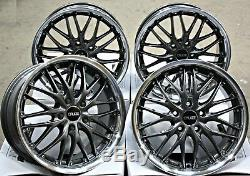 Roues Alliage 18 Cruize 190 Gmp pour Opel Adam Astra MK5 & Vxr
