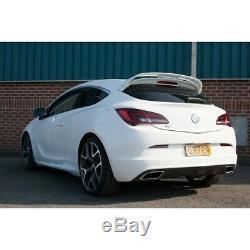 Scorpion non-Res Catback Système Pour Opel Astra J Vxr non-Gpf Modèles SVXS057