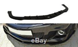 Tasse Lèvre de Spoiler Opel Astra H (pour OPC / Vxr) Aspect Carbone