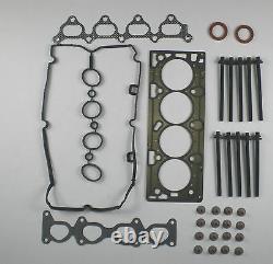 Tête Joint Set Boulons Astra Corsa D Insignia Meriva Zafira 1.6 Turbo Vxr