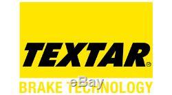 Textar Essieu avant Frein Disques + Set Plaquettes pour Opel Astra GTC 2.0 Vxr