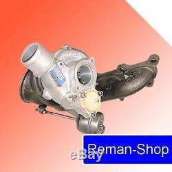 Turbocompresseur Opel Astra Corsa Zafira Vxr 1.6 Turbo 180bhp 5303-970-0110