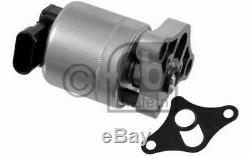 Vanne EGR / AGR pour Vauxhall Corsa 1.8 16V 1.4 16V 1.6 VXR FEBI BILSTEIN