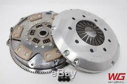 Wgm Étape 3 Kit D'em Brayage pour Opel Astra J Vxr Modèles A20nft